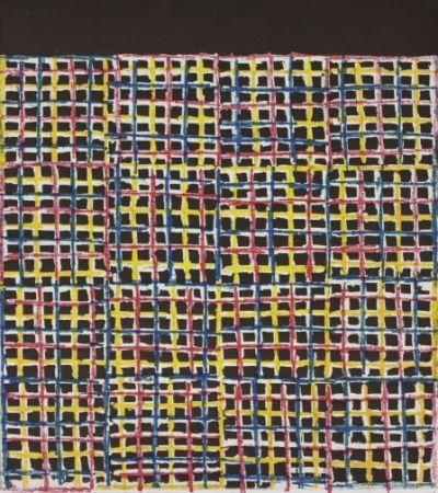 Gravure Binion - Primary : Etching