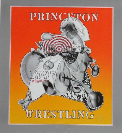 Aucune Technique Stella - Princeton Wrestling Scarf - Chiffon