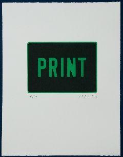 Linogravure Ducorroy - Print