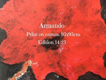 Aucune Technique Armando - Print on cavas