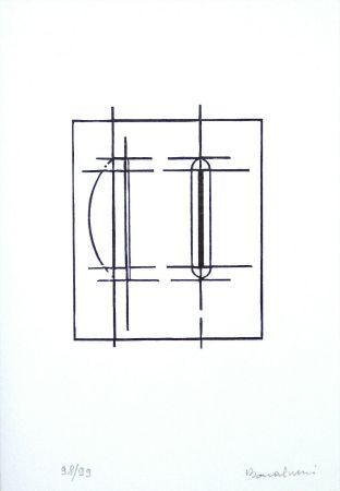Linogravure Bonalumi - Progetto