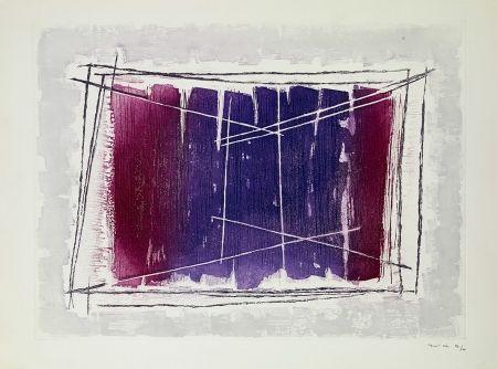 Gravure Fautrier - Projections