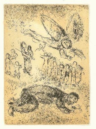 Pointe-Sèche Chagall - Psaumes de David 2