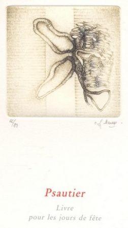 Livre Illustré Deux - Psautier