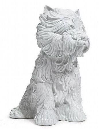 Céramique Koons - Puppy