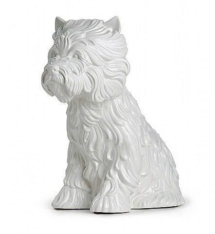 Céramique Koons - Puppy Vase