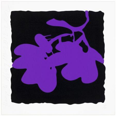 Sérigraphie Sultan - Purple, May 10, 2012