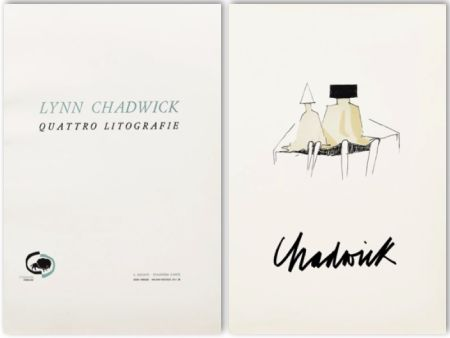 Lithographie Chadwick - Quattro Litographie
