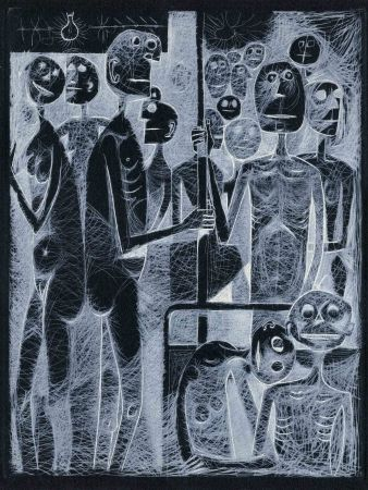 Livre Illustré Prassinos - QUENEAU (Raymond). L'Instant fatal.