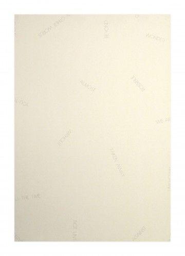 Lithographie Barry - Réflexions