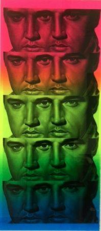 Monotype English - Rainbow Elvis II