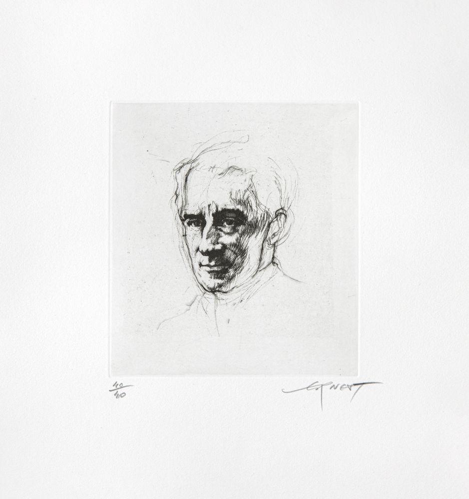Gravure Pignon-Ernest - Ravel