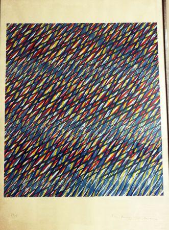 Lithographie Dorazio - Ravenna