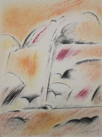 Lithographie Ràfols Casamada - RC-10