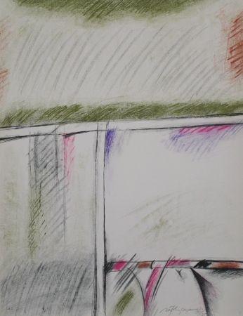 Lithographie Ràfols Casamada - RC-2