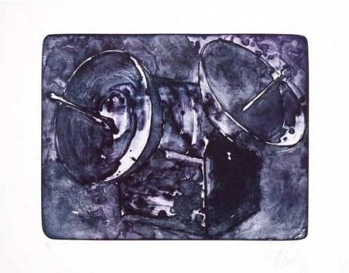 Lithographie Cragg - Receiver II