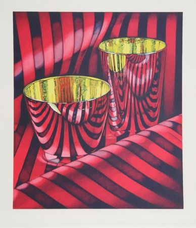 Lithographie Sloan - Red Shift