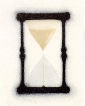 Lithographie Ruscha - Reloj de arena