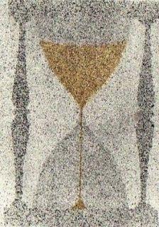 Eau-Forte Et Aquatinte Ruscha - Reloj de arena