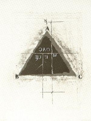 Gravure Coignard - Remarque Jaune 64