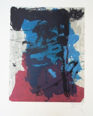 Lithographie Bohary - Renfe