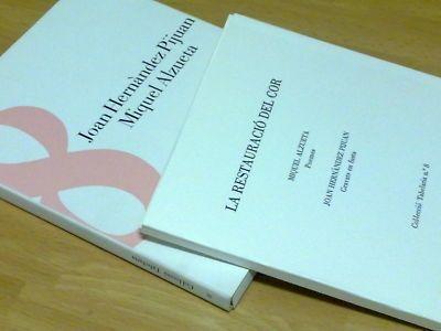 Livre Illustré Hernandez Pijuan - Restauració del cor