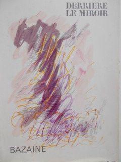 Livre Illustré Bazaine - Revue DLM  Numero 170