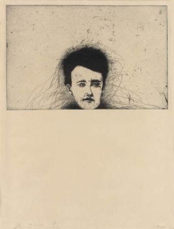 Gravure Dine - Rimbaud