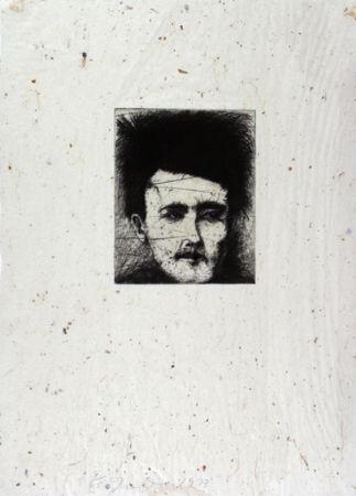 Gravure Dine - Rimbaud - Alchemy On Japanese Paper