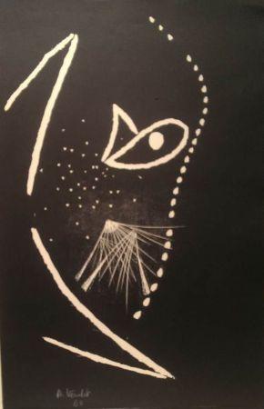Lithographie Verdet - RITOURNELLE pour SAINT MICHEL L'OBSERVATOIRE