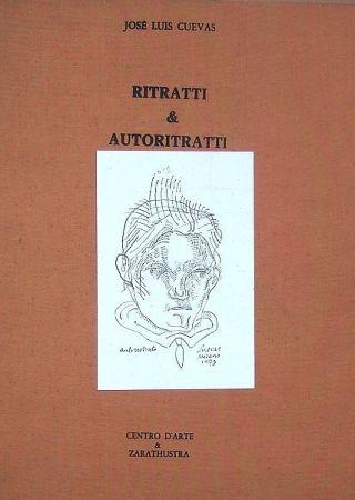 Livre Illustré Cuevas - Ritratti & Autoritratti
