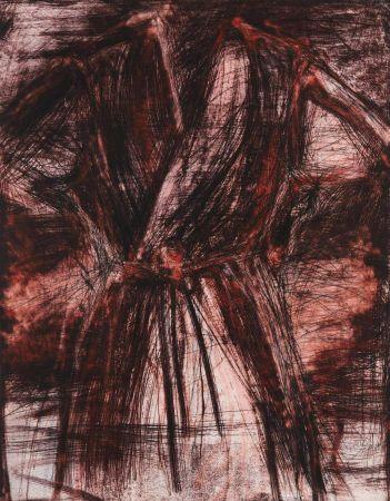 Gravure Dine - Robe in a Furnace