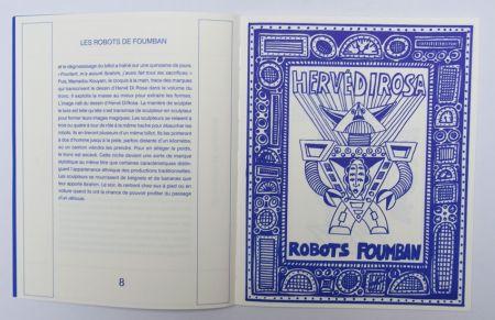 Livre Illustré Di Rosa - Robots Foumban