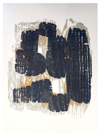 Lithographie Ubac - Rythme