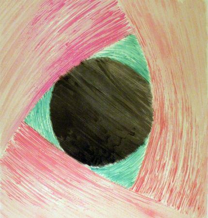 Lithographie Survage - Rythmes colorés 1