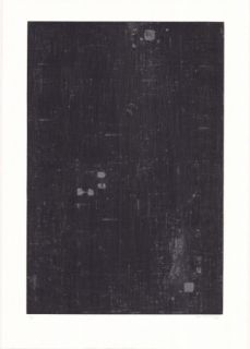 Lithographie Brinkmann - Série Barcelone
