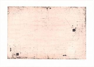 Lithographie Brinkmann - Série Barcelone VI