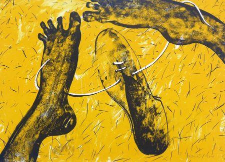 Lithographie Socias - Sabata