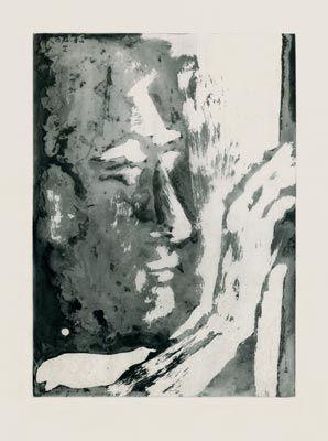 Eau-Forte Et Aquatinte Picasso - Sable mouvant