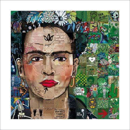 Affiche Ary Kp - Sacrée Frida