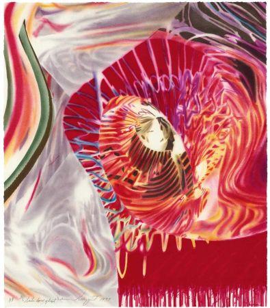 Lithographie Rosenquist - Sailor, Speed of Light