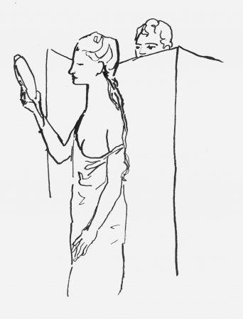 Livre Illustré Picasso - SALMON (André). Le Manuscrit trouvé dans un chapeau.
