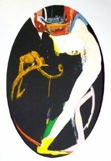 Lithographie Pomar - Salomé
