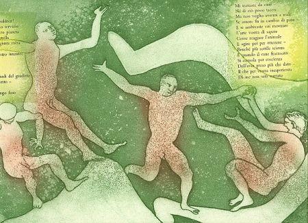 Livre Illustré Baj - Salutz, I