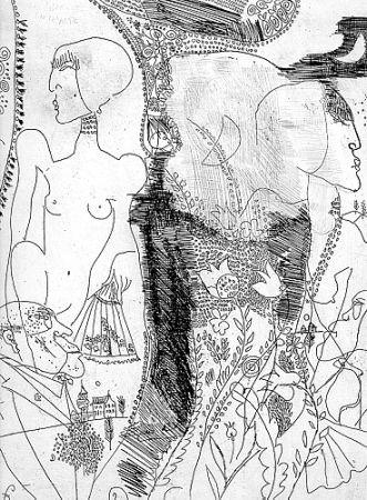Livre Illustré Rognoni - Salzburg entr'acte