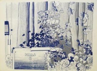 Sérigraphie Malaval - Samuel Fuller independant Film Maker