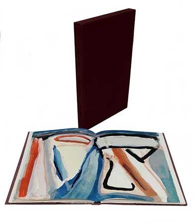 Livre Illustré Van Velde - San fin l'affamé