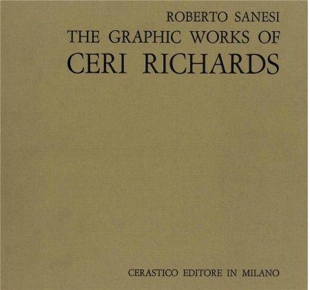 Livre Illustré Richards - Sanesi Roberto. The Graphic Work Of Ceri Richards.