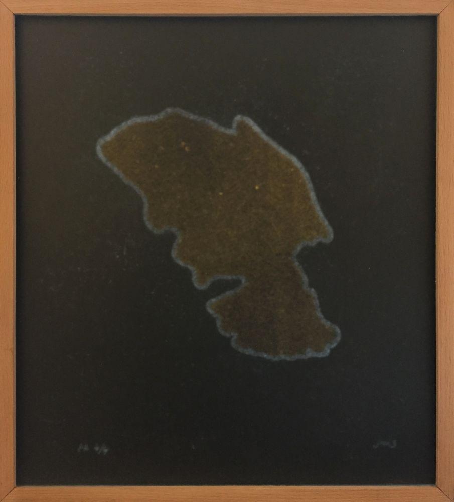 Sérigraphie Sicilia - Sans titre