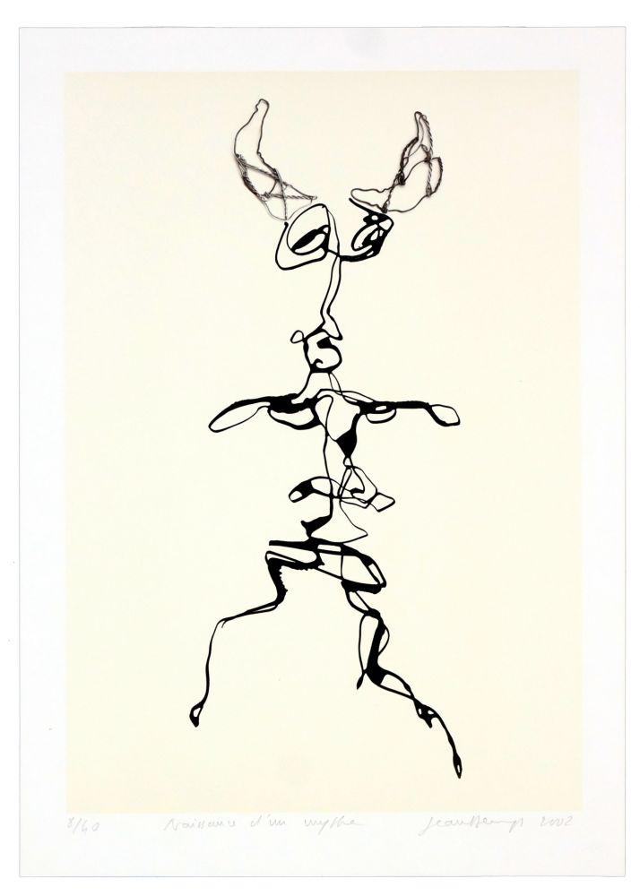Lithographie Phillipe - Sans titre